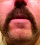 Kingy's Tash For Movember